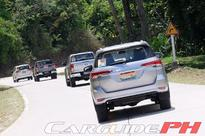 Just How Fuel Efficient Are the New Toyota Fortuner, Innova, and Hilux?
