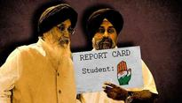 Akalis prepare ground for forthcoming local polls; release a six month report card of Amarinder government