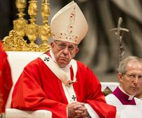 Pope Warns About 'Sin' of Defaming, Smearing Politicians