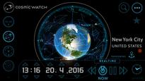 Cosmic Watch  A Beautiful and feature-laden clock app