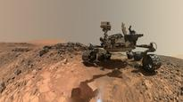 NASA's Curiosity rover finds unexpected mineral on Mars