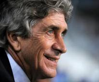 Malaga deny allowing Pellegrini to lea...