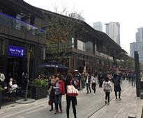 Chengdu shopping mall expertly integrates old and new