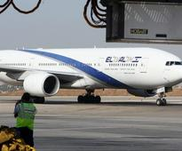 WATCH: View from New High Tech Control Tower at Israel's Ben Gurion Airport