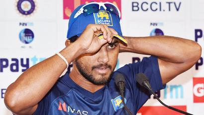 Green top at Eden makes Lanka captain hopeful