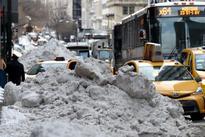 Winter storm hits US