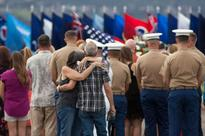 Report: Remains Retrieved from Crash Site of Marine Choppers
