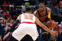 Hawks Eye LeBron James, Cavaliers...