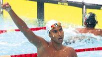 Sanjay sets new record, Karnataka swimmers shine