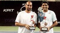Purav Raja and Divij Sharan seek respect for doubles players