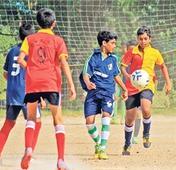 Utpal Sanghvi under 14 tournament