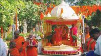 Devi Navaratri celebrations at Sri Ganapathy Ashram