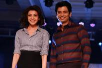 Kajal Aggarwal and Jiiva were the show-stoppers at Anams fashion show at ITC Grand Chola in Chennai