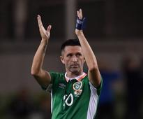 Robbie Keane steals the show on his farewell match against Oman
