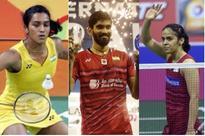 No surprises in badminton team for CWG