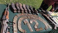 UNLF militant, arms smugglers held in Manipur