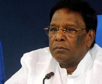 Will try to get Rajya Sabha nod for Lokpal bill: Narayanasamy
