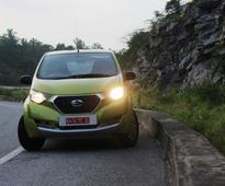 Datsun redi-Go sells over 14,000 in India