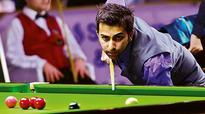 Lucky Vatnani, Pankaj Advani on a roll at Hyderabad cue event