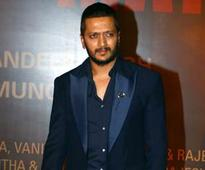 I am not embarrassed of any of my work: Riteish