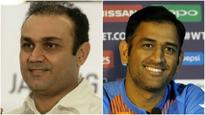 IPL 2017: As #DhoniDropped trends, Sehwag DESTROYS Mahi's detractors
