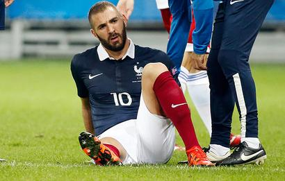 Benzema trial to go ahead, Cisse's case sent back to judge