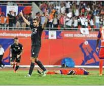 NEU FC edge past FC Pune City 1-0