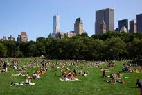 The 7 cities with the most green space around the world