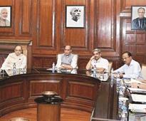 Kashmir to Kokrajhar: Rajnath reviews internal security