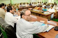 State Election Commissioner reviews poll preparedness