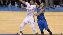 Thunder roll to series victory against Dallas