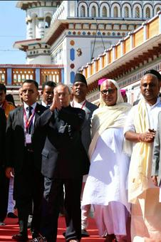 Prez concludes Nepal visit, downplays differences in Indo-Nepal ties