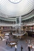 Designing the doughnut: Fulton Center and the glass oculus
