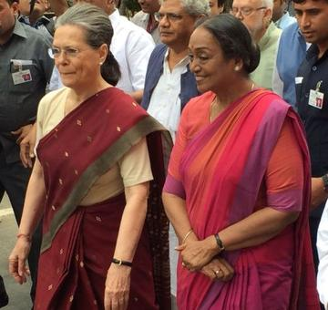 Meira Kumar loses again, won't be Cong's RS candidate from Bengal