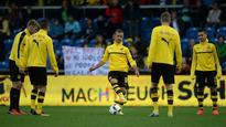 Mario Gotze to miss Borussia Dortmund's Champions League clash against Benfica