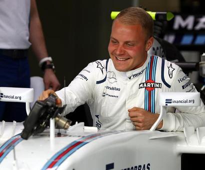 F1: Bottas replaces world champion Rosberg at Mercedes