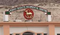 52 Ladakh Scouts recruits take part in passing out parade
