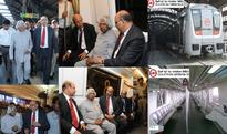 Delhi Metro amongst the best public transport system in the world: Dr Kalam