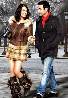 Meet Preity Zinta's love in Paris