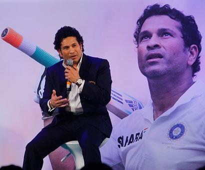 Sachin Tendulkar-inspired digital cricket game launched