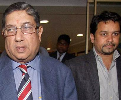 21 units accept Lodha Reforms as Srini-Thakur join hands
