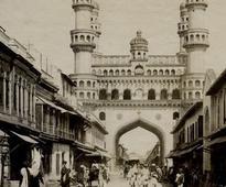 2-day exhibition of vintage photos of Charminar
