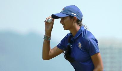 Women's PGA: Aditi tied-12th alongside Lydia Ko, Michelle Wi
