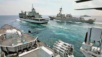 Indian Ocean as a battlefront