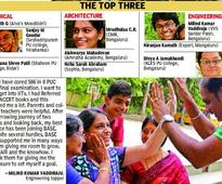 CET: Bengaluru students shine; 1.7 lakh clear first hurdle