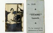 Ticket for VIP Titanic launch enclosure sells for over $19k (IrishCentral)