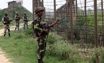 Breaking-- Heavy firing by Pakitsan in two areas Jammu & Kashmir