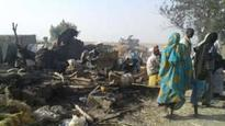Horror of Nigeria bombing error relived