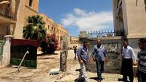 Police stations bombed in Benghazi, Libya