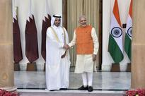 Qatar, India sign agreements on visas, cyberspace, investments